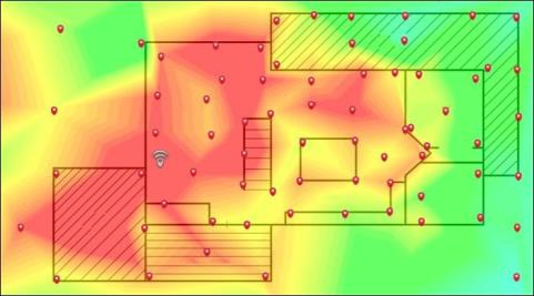 wireless heat maps